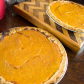 Recipe – Stephanie's Sweet Potato Pie