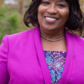 Pastor Paulette speaks on facing her fears